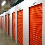 Rent a storage unit